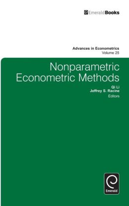 Nonparametric Econometric Methods
