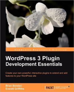 Wordpress 3 Plugin Development