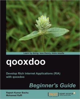 Qooxdoo 1.4 Beginner's Guide