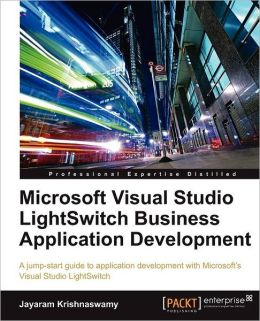 Microsoft Visual Studio Lightswitch Business Application Development
