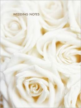 Wedding Notes Themed Mini Notebook