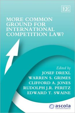 More Common Ground for International Competition Law?
