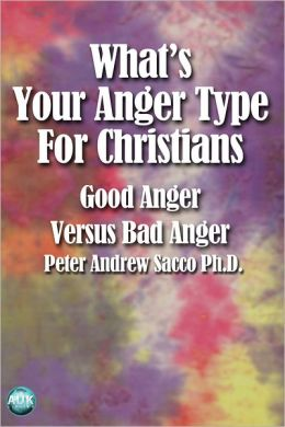 What's Your Anger Type for Christians