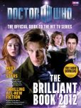 Book Cover Image. Title: The Brilliant Book Of Doctor Who 2012, Author: Clayoton Hickman