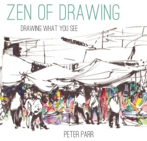 Zen of Drawing: Drawing What You See