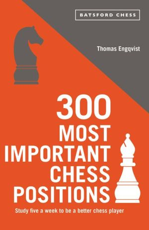 Book 300 Most Important Chess Positions