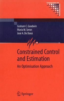 Constrained Control and Estimation: An Optimisation Approach