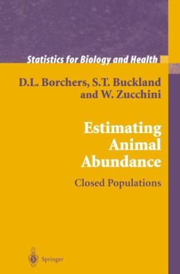 Estimating Animal Abundance: Closed Populations