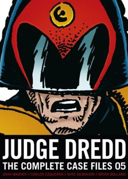 Judge Dredd The Complete Case Files 05
