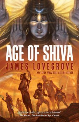 Age of Shiva (Pantheon Series #6)