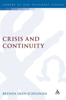 Crisis and Continuity: Time in the Gospel of Mark