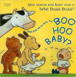 What Shall We Do with the Boo-Hoo Baby? (Portuguese Edition)