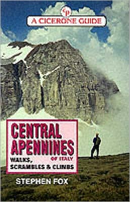 Central Apennines of Italy: Walks,Scrambles and Climbs