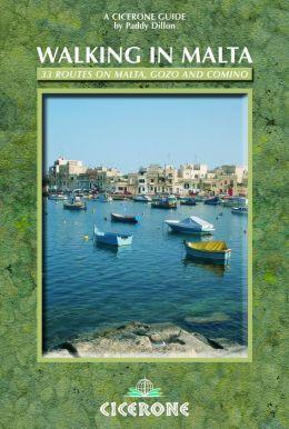 Walking in Malta: 33 routes on Malta, Gozo and Comino