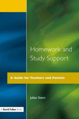 Homework and Study Support: A Guide for Teachers and Parents