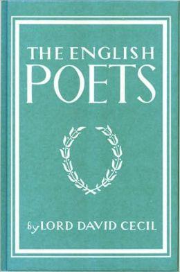 The English Poets