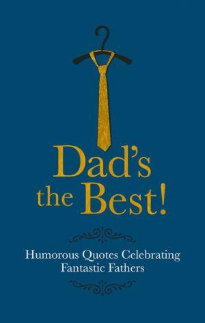 Dad's the Best!