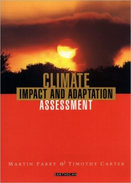 Climate Impact and Adaption Assessment: A Guide to the IPCC Approach