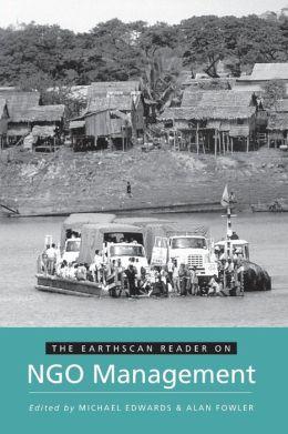 The Earthscan Reader on NGO Management