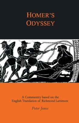 Homer's Odyssey: A Companion to the English Translation of Richard Lattimore