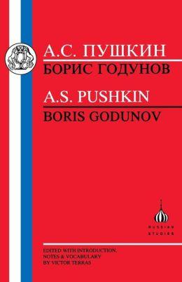 Pushkin: Boris Godunov