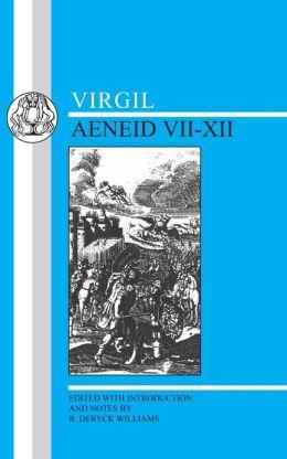 Virgil: Aeneid VII-XII