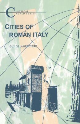 Cities of Roman Italy