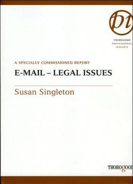 E-mail--Legal Issues