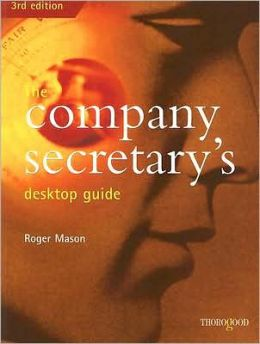 The Company Secretary's Desktop Guide