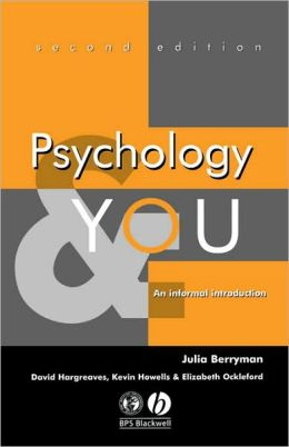 Psychology You 2e