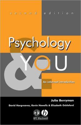 Psychology You 2e