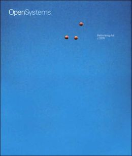 Open Systems: Art in the World c. 1970