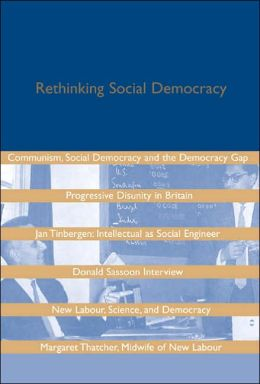 Socialist History Journal 27: Rethinking Social Democracy