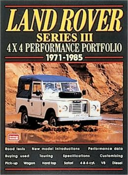 Land Rover Road Test Book (Road Test Land Rover) R. M. Clarke