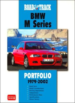 Road & Track BMW M Series 1979-2002 Portfolio