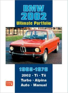 BMW 2002 Ultimate Portfolio 1968-1976