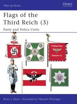 Flags of the Third Reich (3): Party and Police Units