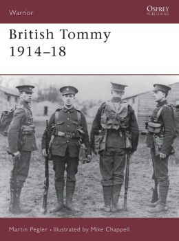 British Tommy 1914-18