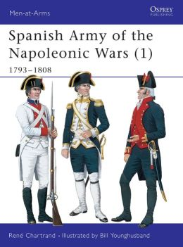 Spanish Army of the Napoleonic Wars (1): 1793-1808