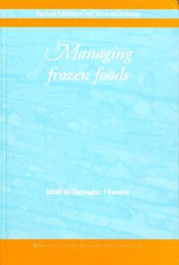Managing Frozen Foods