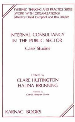 Internal Consultancy in the Public Sector: Case Studies