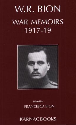 War Memoirs 1917 -- 1919