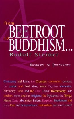 From Beetroot to Buddhism...: Answers to Questions