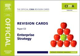 CIMA Revision Cards Enterprise Strategy