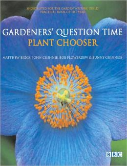 Gardener's Question Time: Plant Chooser