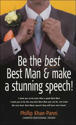 Be the Best Best Man and Make a Stunning Speech