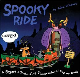 Spooky Ride: A Scary Pop-Up Book!