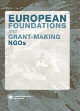 European Foundations and Grant-Making NGO's