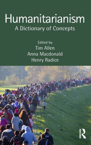 A Dictionary of Humanitarianism