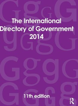 The International Directory of Government 2014